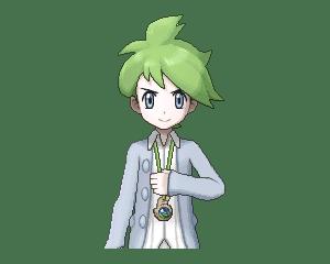 Pokemon Trainer Wally