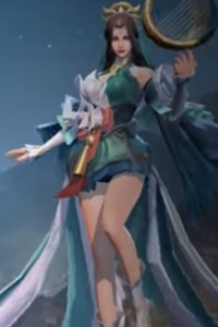 Arena of Valor Sephera Skin 2