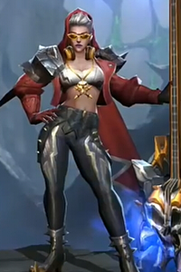 Arena of Valor Skin2 Taara