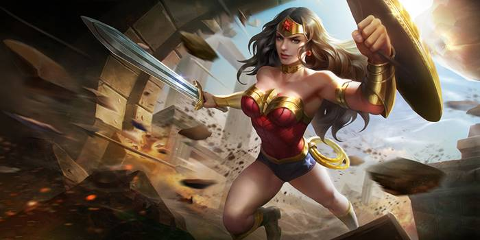 Arena of Valor Wonder Woman