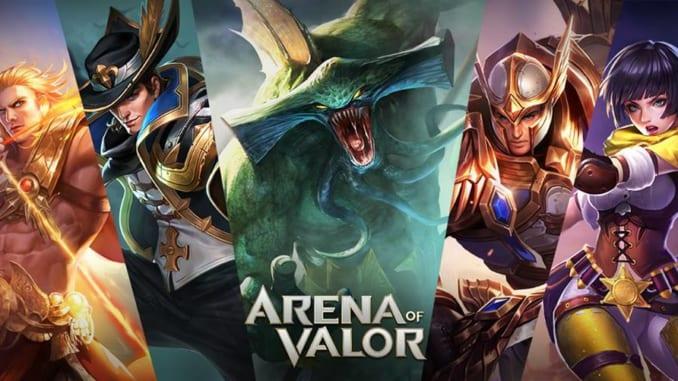 Arena of Valor Banner