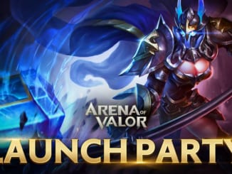 Arena of Valor NA LA Launch Party Banner
