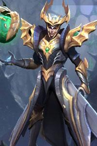 Aleister (Triumphant Skin)