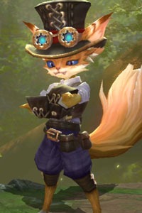 Fennik (Little Adventurer Skin)