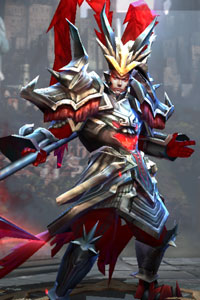Arena of Valor Default Lu Bu