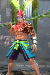 Arena of Valor Cyber Samurai Lu Bu