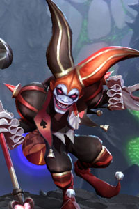 Arena of Valor Fright Circus Mganga