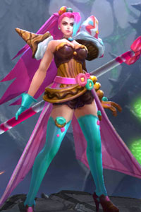 Arena of Valor Candycane Mina