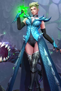 Arena of Valor Azure Natalya