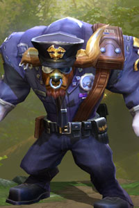 Arena of Valor Officer Toro