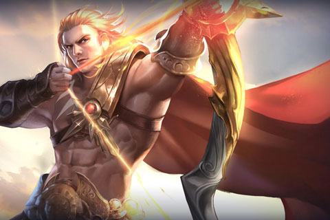 Arena of Valor Yorn