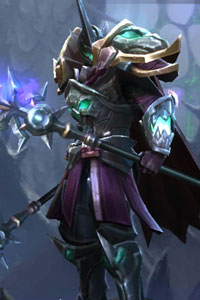 Arena of Valor Sentinel Zephys
