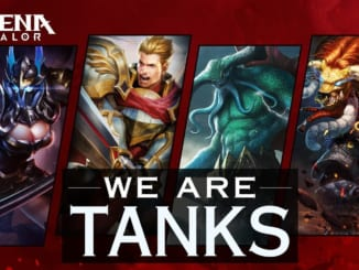 Arena of Valor Tank Heroes