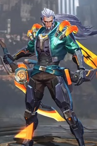 Arena of Valor Murad Skin 5