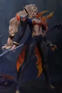 Arena of Valor Mina Skin 4