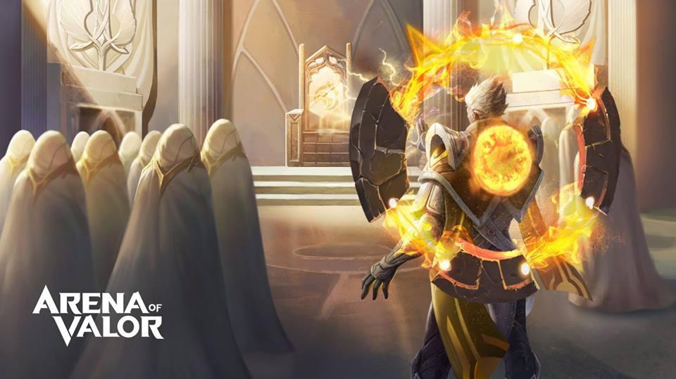 Arena Of Valor Aov Tulen The Pure Arrives To Aov S Eu Server