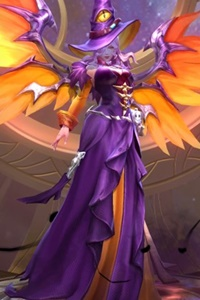Arena of Valor Halloween Scream Lauriel