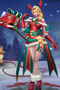 Arena of Valor Snow Festival Natalya