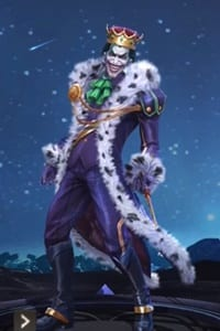 Arena of Valor Joker Skin 4