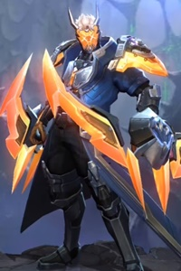 Arena of Valor New Skin Nakroth