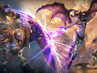 Arena of Valor Banner Battle Scene