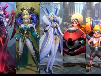 Arena of Valor Possible Heroes in 2018