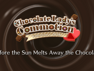 FGO Before the Sun Melts Away the Chocolate