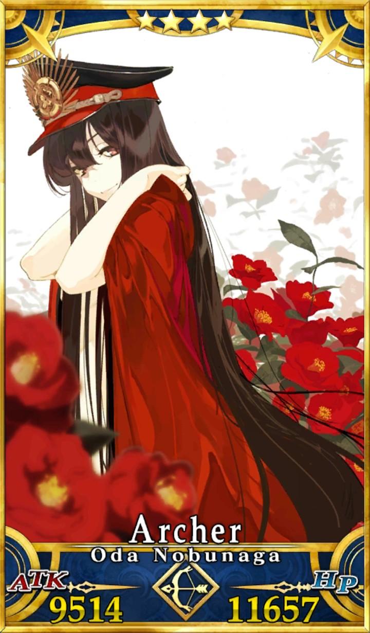 FGO Oda Nobunaga