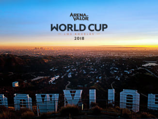 Arena of Valor World Cup Los Angeles (Hollywood Sign)