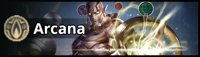 Arena of Valor Arcana