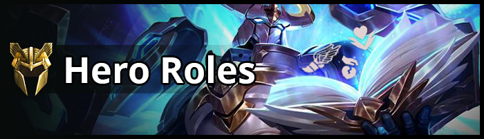 Arena of Valor Hero Roles