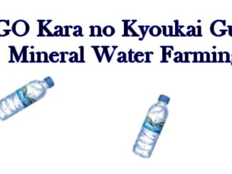 FGO Mineral Water Farming