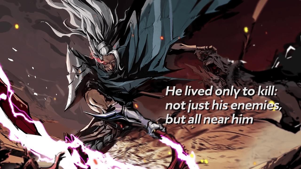 Arena Of Valor Aov Omen The Insatiable Unleashing His Rage