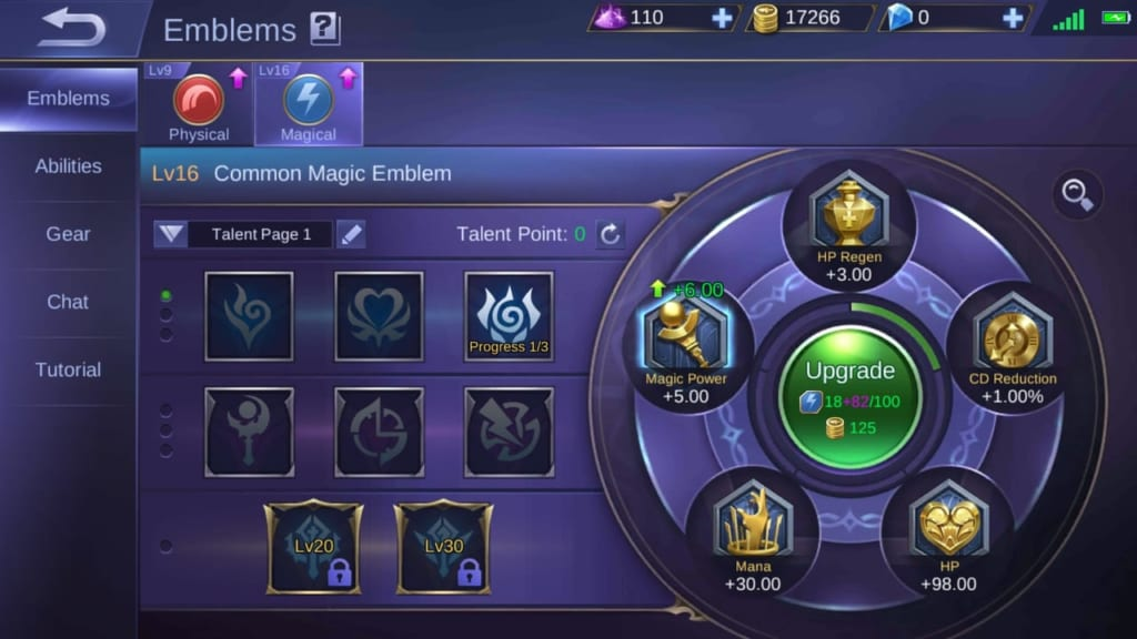 mobile legends pendant