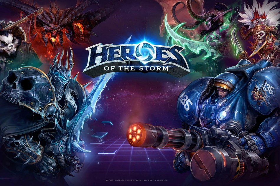 heroes of the storm general