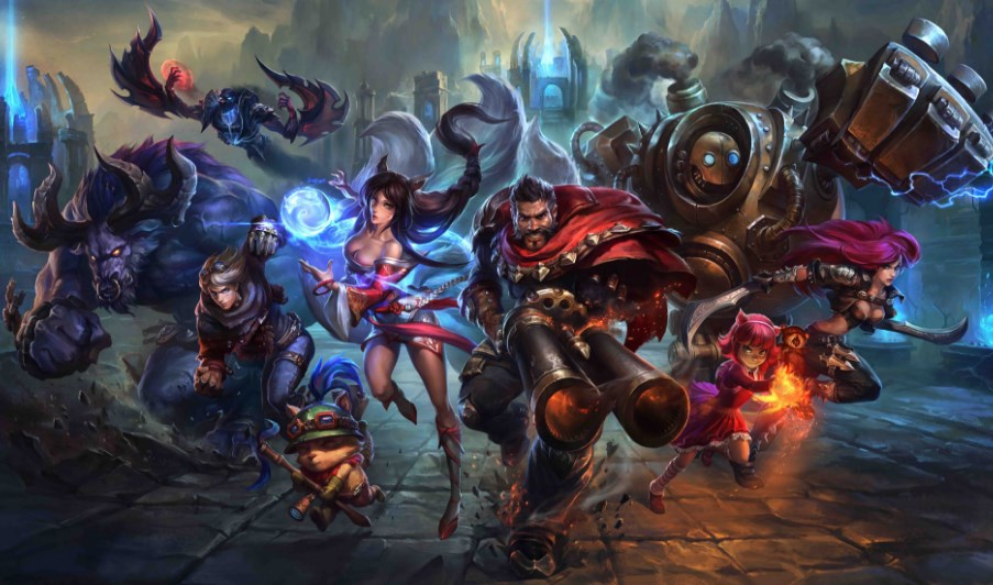League of Legends general