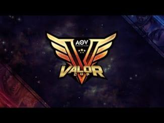 AOV Valor Cup 2018