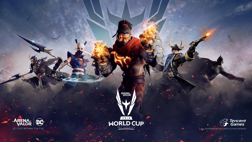 Arena of Valor World Cup 2018