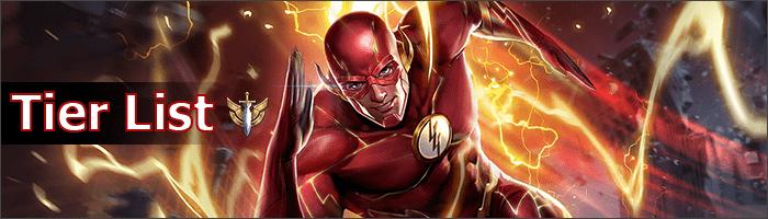 aov tier list 7th edition banner (the flash)