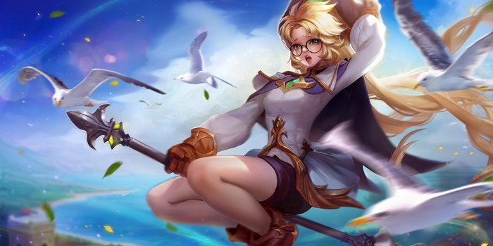 Arena of Valor Annette