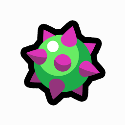 Brawl Stars Spike Attack
