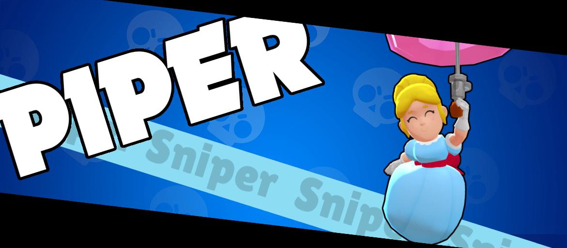 Brawl Stars Piper