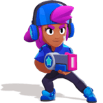 Brawl Stars Star Shelly