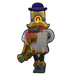 Brawl Stars Golden Barley