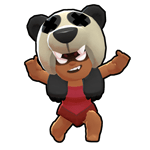Brawl Stars Panda Nita