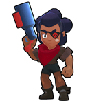 Brawl Stars Bandita Shelly