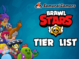 Brawl Stars - Tier List