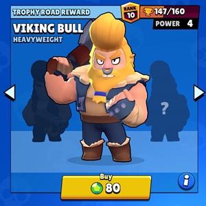 Viking Bull