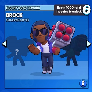 Brock Default Skin