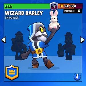 Wizard Barley